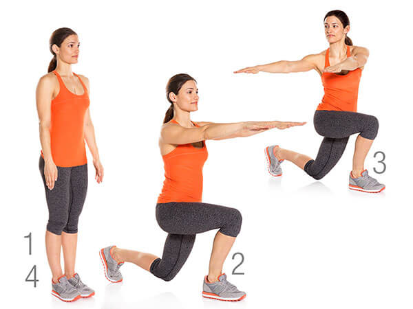 10-minute Energy Boosting Workout Routine