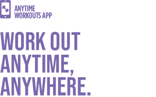 Workouts App | Anytime Fitness Australia