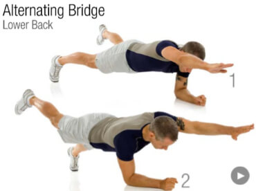 alternating bridge resize