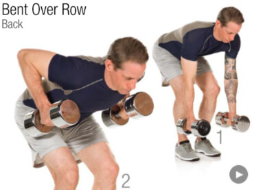 bent over row-resize
