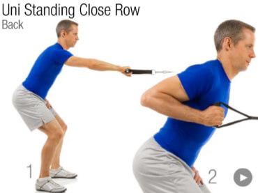 uni standing resize